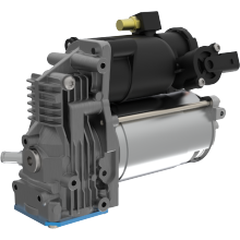 Compressor de suspensão a ar para carro