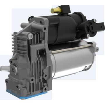Air suspension compressor for car