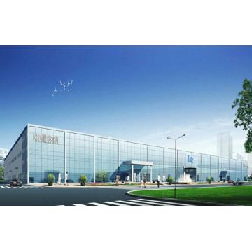 Centre commercial préfabriqué de structure métallique (KXD-SSB1499)