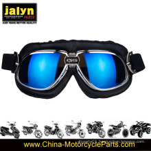 ABS Fashionable Harley Type Goggles for Motorcycle
