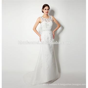 2016 nouvelle mode long train hors épaule voir à travers laced princesse galina en gros robe de mariée