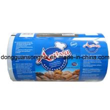 Biscuit Empaquetado Película / Galletas Roll Film / Plastic Crackers Ffilm