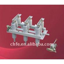 Interruptor de aislamiento de alta tensión interior GN19-12 series