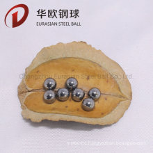 China OEM Good Hardness Magnetic Stainless Steel Balls for Valves (not hollow)