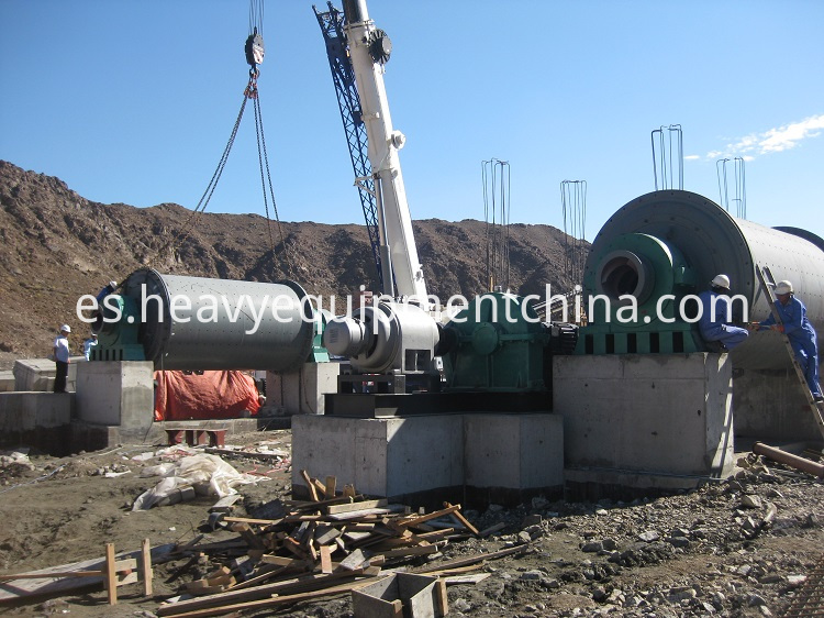 Grinding Media Ball Mill For Cement Plant