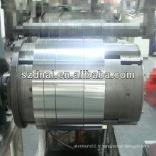 Bande de papier d'aluminium slice 6061 pour une large utilisation