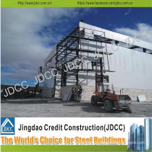 Sandwich Panel Prefabricated Steel Structure Building