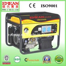 Geradores de poder da gasolina 2.3kw / geradores do motor de gasolina