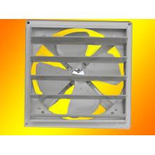Ventilateur d'échappement en métal / Ventilateur avec obturateur / CB Standard