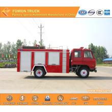 Dongfeng 4x2 Water Fire Tank Truck