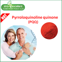 Wholesale Price for Berberine, Rutin, Ginseng leaf p.e. ,Green Tea P.e.,plant extract for Sale Pyrroloquinoline quinone 98% CAS 72909-34-3 supply to Sweden Manufacturers
