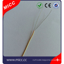 MICC K type good quality thermocouple wire with PFA insulation