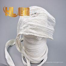 2016/2017 горячая высокая прочность и хорошая цена белый/желтый цвет/черные PP кабель заполняя веревку из вуси в henglong в Китае