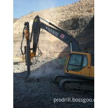Pd-Y90 Excavator Mounted Hydraulic Drill Rig