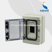Saipwell 20 paires boîte de distribution boîte de distribution 12 voies boîte de distribution en métal avec un bon prix