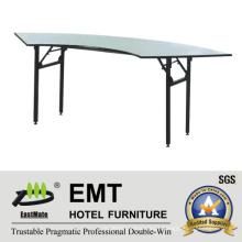 Mesa banquete dobrável do hotel Banqueting Hall (EMT-FT604)