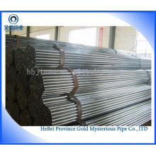 SAE4130 30CrMo alloy seamless steel pipe / tube
