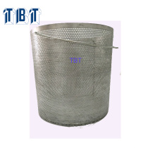 T-BOTA cylinder concrete construction portable density basket