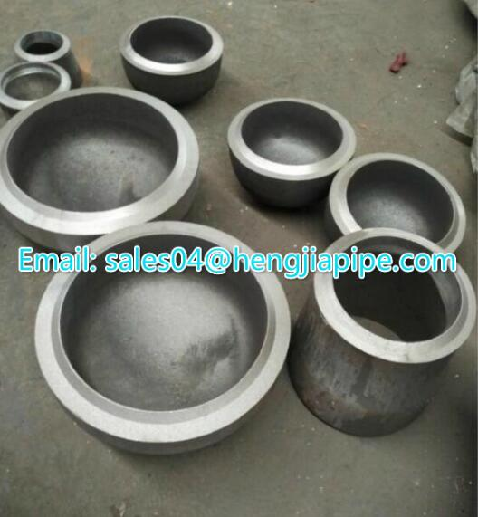 BW pipe end cap