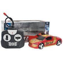 Cruz con lámpara de control remoto coche de juguete