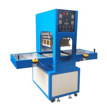 Ostomy bag high frequency welding making machine