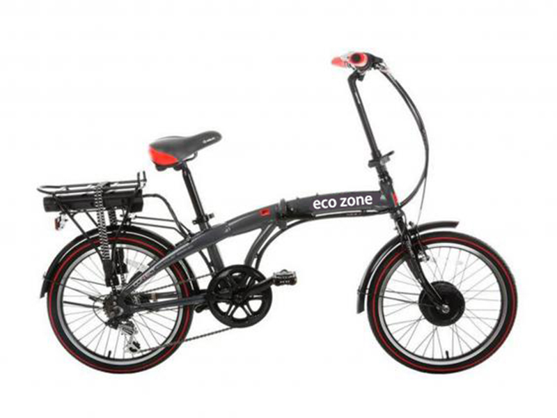 Adult Folding Lithium Electric Bicycle