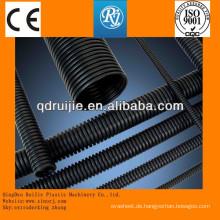 PP-Single Wall Corrugated Pipe Maschine