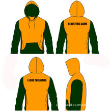 Half Zipper 300gsm Cotton Embroidery Xs-5xl Custom Hooded Sweatshirts Children - Adult