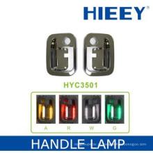 Lâmpada de lidar com LED lâmpada decorativa de chapeamento de luz