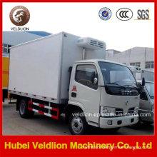 DFAC 4X2 Small Refrigerated Van Truck