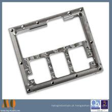 Peça de precisão feita à máquina CNC personalizada
