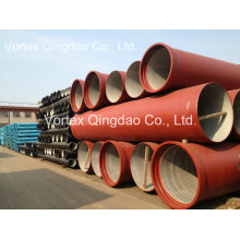 En598 Ductile Iron Pipe for Sewage Pipeline