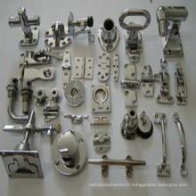 Pièces de moulage de précision en acier pour pièces de moulage de précision