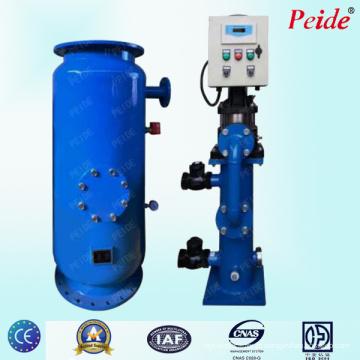 Reduzir o consumo de energia Condensador Tube Cleaning System