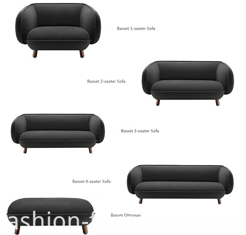 fabric sofa set