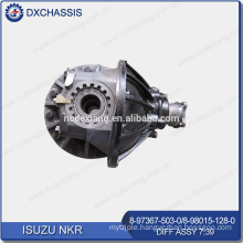 Genuine NKR Differential Assy 7:39 8-97367-503-0,8-98015-128-0