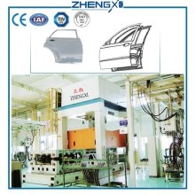 High Speed H Frame CNC Hydraulic Punch Press Machine 250 Ton for Door and Car Body for Sale