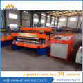 Warna Bumbung Bumbung Double Deck Roll Forming Machine