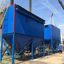 ciment orizontal silo filtru baghouse