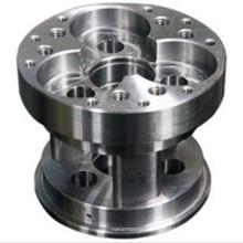 Pieza que trabaja a máquina del CNC del acero inoxidable del OEM