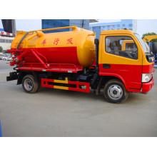 Alta qualidade 5000L caminhão de sucção de esgoto