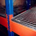 Painted Steel Bar Grating Shelf