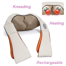 Rechargeable Heating Kneading Shoulder Massage Shawl Body Massager