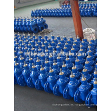 OS&Y resilient wedge gate valve