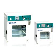 Forno de secagem a vácuo Biobase com entrada de ar