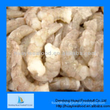 Raw IQF frozen pud shrimp100-200
