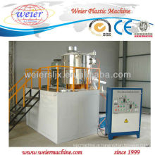 máquina de mistura de plástico