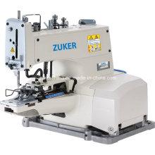 Botón de alta velocidad Zuker Juki conectar la máquina de coser Industrial (ZK1377)