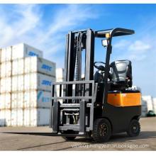 mini electric forklift truck 750kg