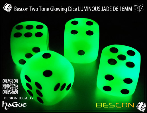 LUMINOUS JADE D6-6